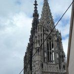 Das Ulmer Münster aus Kölner Sicht
