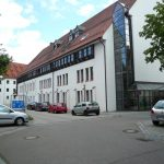 Behördenzentrum von Süden
