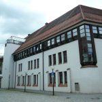 Behördenzentrum Zwischentrakt (Platzseite)