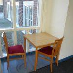 Sitzmöbel im Entree
