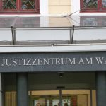 Justizzentrum am Wall