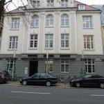 Linker Fassadenteil