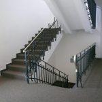 Treppenhaus Hauptgebäude