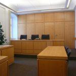 Sitzungssaal - allerdings im Hauptgebäude