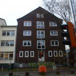 Giebel Humboldtstraße