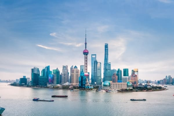 Freihandelszone Shanghai