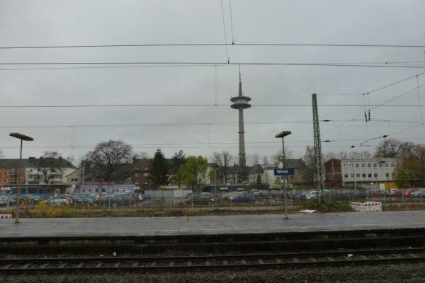 Hauptbahnhof Wesel