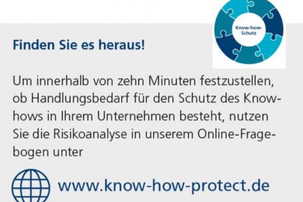 Know-how-schutz