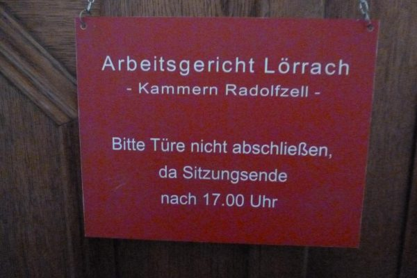 Amtsgericht Randolfzell