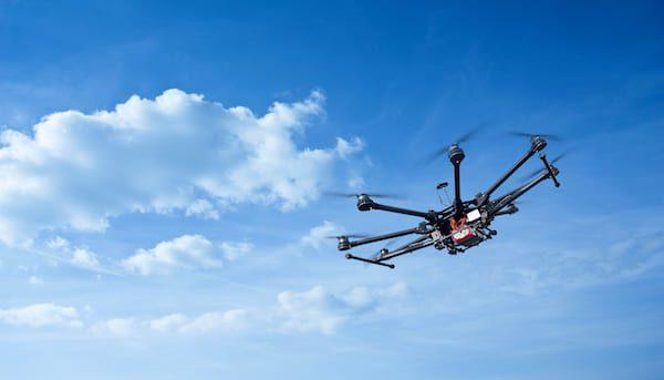Drohnen EU