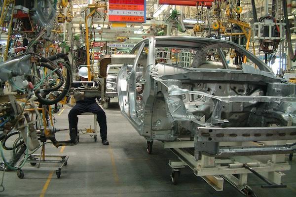 Automobilindustrie Russland