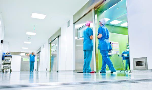 Qualität Krankenhaus