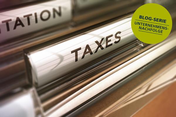 Unternehmensnachfolge Erbschaftsteuerrecht