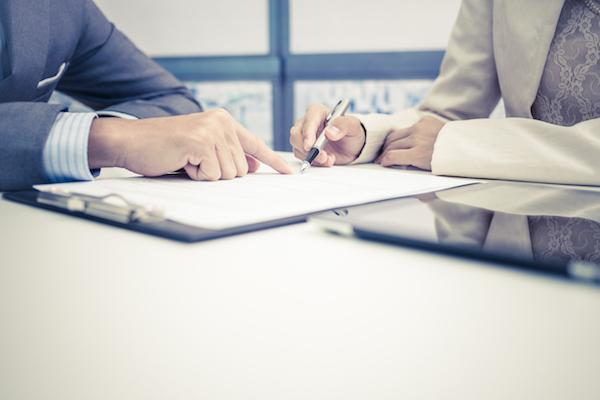 notarielle Unterwerfungserklärung