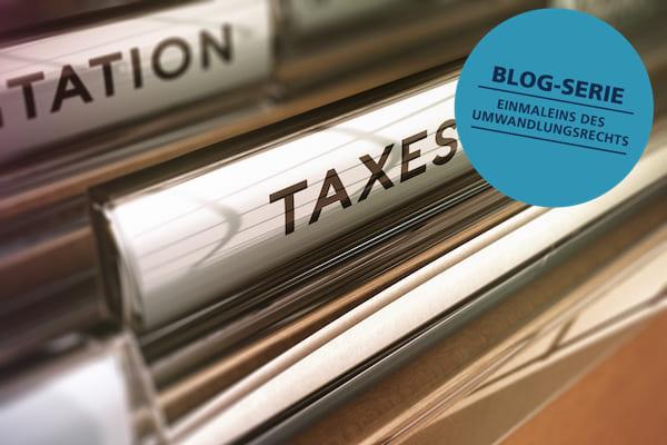 Umwandlungssteuergesetz