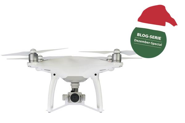 Weihnachten Drohne