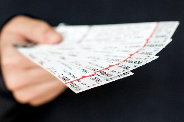 Ticketverkauf wettbewerbswidrig