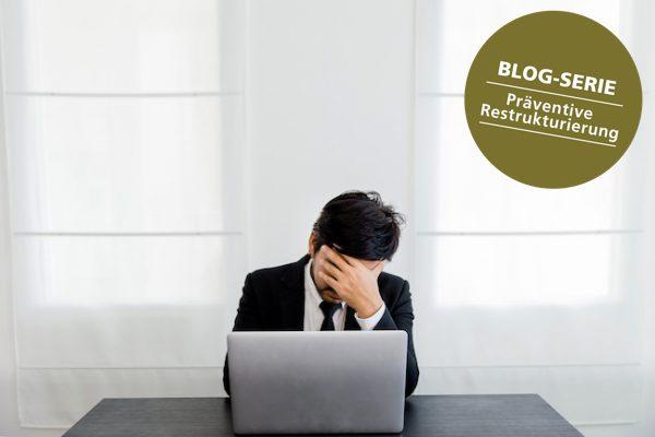 Restrukturierungsrahmen Entschuldung Unternehmer