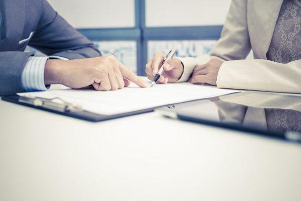 Individualvereinbarung AGB Haftungsbeschränkung