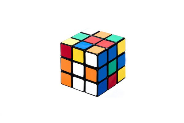 Rubik's cube Markenschutz
