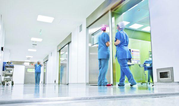 Investitionskontrolle Gesundheitssektor