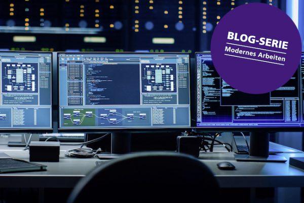 modernes Arbeiten IT-Sicherheit