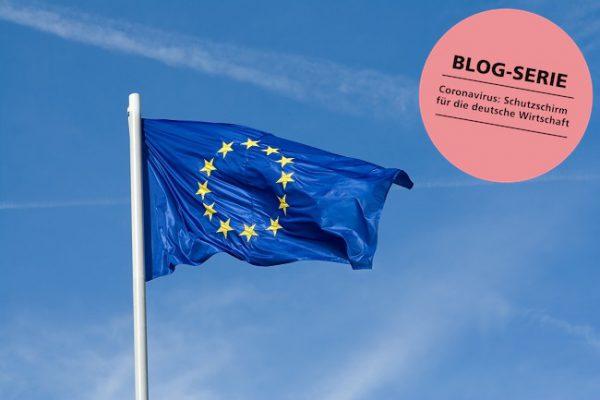 EU Beihilferecht Coronavirus